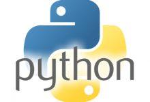 Python-logga